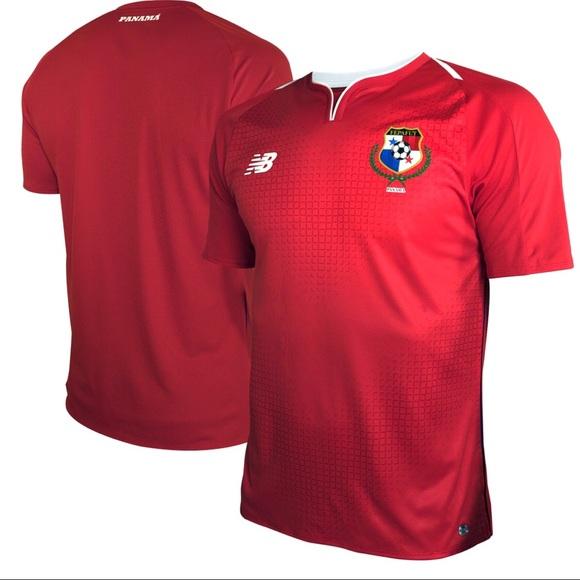 Panama Soccer Jersey ec634192ab5e